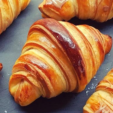 Croissant die Zweite(Schoki)
