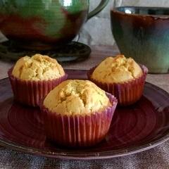 Durum Muffins mitSafran